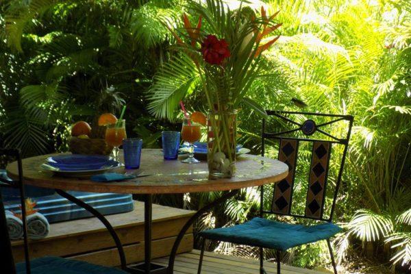 villa jardin cocktail